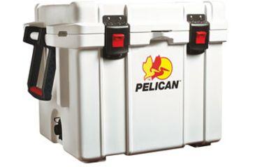 Pelican ProGear  Elite Cooler, White, 150 Quart 32-150Q-MC-WHT