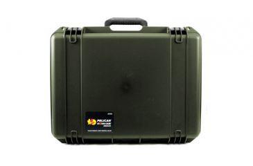 Pelican iM2620 Storm Case w/ Retractable Handle, Wheels, Olive - No Foam iM2620-30000