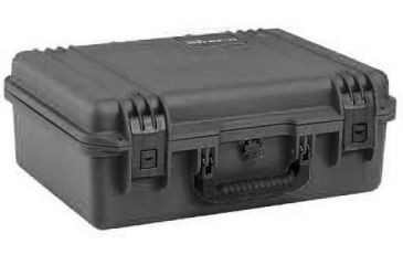 Pelican Storm Cases iM2400 Dry Box, 18x13x6.7in Interior, Black, No Foam iM2400-00000