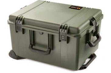 Pelican Storm Cases Dry Box iM2750, 24.6x19.7x14.4in, OD Green, No Foam, Padded Divider and Utility Organizer IM2750-30002-U-ORG