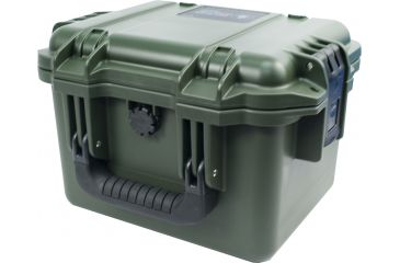 Pelican Storm Cases Case, Olive, No Foam iM2075-30000