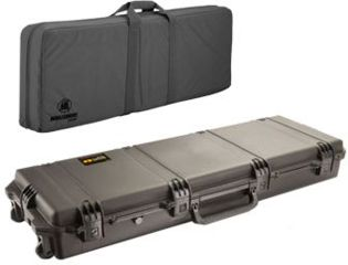 Pelican Storm Cases IM3100 Case, Black w/Black FieldPak Soft Bag