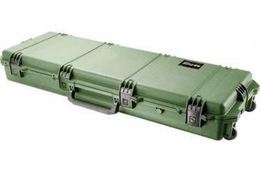 Pelican Storm Cases iM3200 Case for R870 w/Foam, OD Green 472-PWC-R870-OD