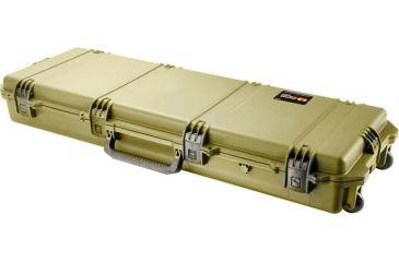 Pelican Storm Cases iM3200 w/ Custom Foam for M16 - Tan 472PWCM163200TAN