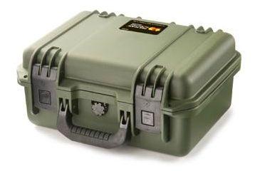Pelican Storm Cases iM2100 - Olive - Cubed Foam iM2100-30001