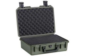 Pelican Storm Cases iM2306 - Olive - Cubed Foam iM2306-30001