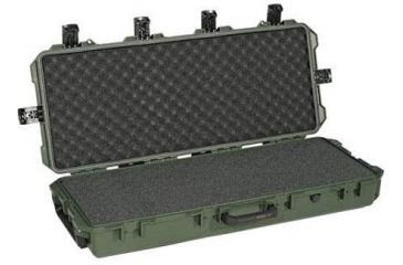 Pelican Storm Cases iM3100 40in Gun Case, Olive, Solid Foam 30001