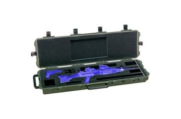 Pelican Storm Cases iM3100 Case for M249-P w/Foam,OD Green 472-PWC-M249-P-OD