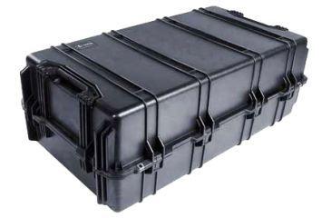 Pelican Transport Water Tight Case 1780T w/ Wheels - Black