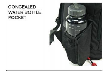 Pelican U145, Tablet Backpack, Water Bottle Pouch OU1450-0003-110