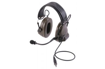 3M Peltor ComTac Dual Comm ACH Headband Headset Kit
