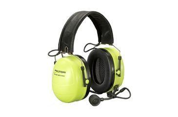 Peltor Ground Mechanic Head: Ground Mechanic Headset, Hi-Viz Cups, NRR 25 dB MT7H79F-01-GB