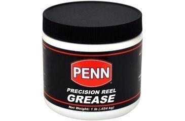 Penn Precision Reel Grease, 1 lb, 4 Piece 180650