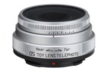 Pentax 05 Toy Lens Telephoto for Q-Series Cameras 22117