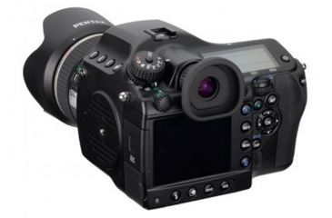 Pentax 645D Weather-Sealed Digital Camera 17971