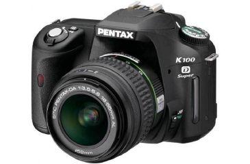 K100D Super Digital SLR 19157 - Lens Kit