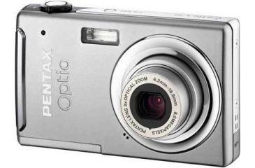 Pentax Optio V10 8 Mega Pixel Compact Digital Camera 3X Zoom 3.0in LCD 19481
