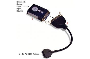 Pentax PocketJet-II/200 Bluetooth Adapter Kit 206470