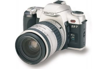 Pentax ZX-7 Date 35MM SLR Camera Kit with / 28-90 lens, Case, Battery