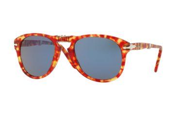 8de018ea1f Persol PO0714 Sunglasses 106056-54 - Tortoise Red Frame