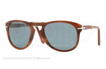 db9e78597cd Persol PO0714 Sunglasses 957 4N-52 - Brown Frame