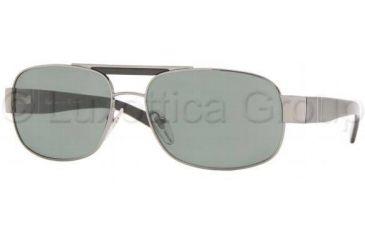 Persol PO2329S Sunglasses 513/31-6016 - Gunmetal Crystal Green