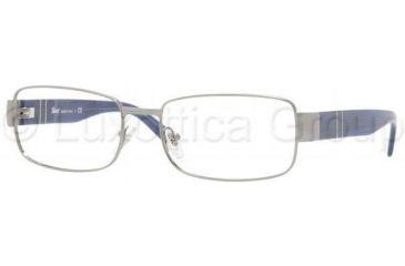 a57535accb Persol PO2357V Single Vision Prescription Eyewear 513-5517 - Gunmetal