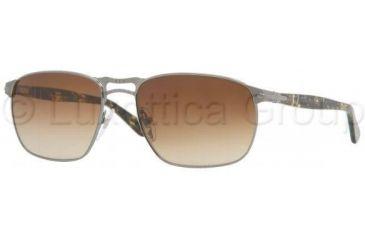 Persol PO2380S Single Vision Prescription Sunglasses PO2380S-960-51-5718 - Lens Diameter: 57 mm, Frame Color: Gunmetal