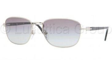 Persol PO2386S Sunglasses 518/32-5418 - Silver Crystal Gray Gradient