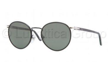Persol PO2422SJ Progressive Prescription Sunglasses PO2422SJ-986-31-4920 - Lens Diameter 49 mm, Frame Color Shiny Black