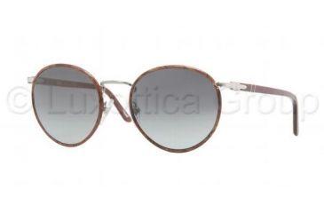 Persol PO2422SJ Progressive Prescription Sunglasses PO2422SJ-997-71-4920 - Lens Diameter 49 mm, Frame Color Gunmetal