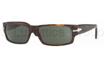 Persol PO2720S Progressive Prescription Sunglasses PO2720S-24-31-6016 - Lens Diameter 60 mm, Frame Color Havana
