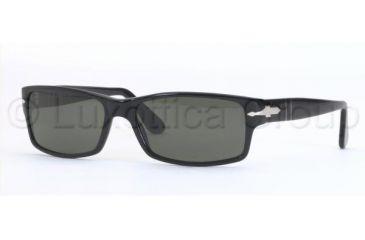 e31e5d5ab5 Persol PO2747S Sunglasses 95 48-5716 - Crystal Grey Lens  PO2747S-95 ...
