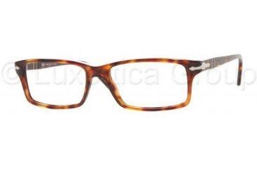 Persol PO2855V Eyeglass Frames 24-5516 - Havana
