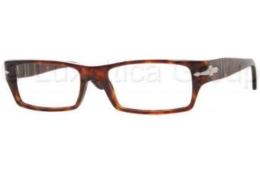 Persol PO2857V Bifocal Prescription Eyeglasses 24-5416 - Havana
