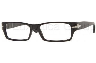 Persol PO2857V Bifocal Prescription Eyeglasses 95-5416 - Black