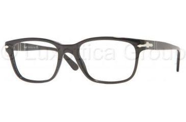 Persol PO2876V Bifocal Prescription Eyeglasses 95-5118 - Black Frame