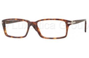 Persol PO2880V Eyeglass Frames 24-5416 - Havana