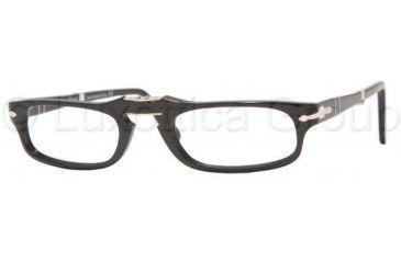 80fd3a2bf5902 Persol PO2886V Bifocal Prescription Eyeglasses 95-5122 - Black