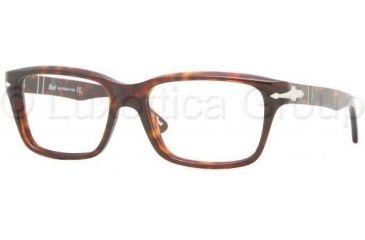Persol PO2895V Bifocal Prescription Eyeglasses 24-5216 - Havana