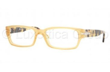 Persol PO2896V Eyeglass Frames 827-5216 - Yellow Frame