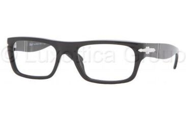 Persol PO2936V Bifocal Prescription Eyeglasses 95-5418 - Black