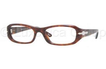 Persol PO2938V Progressive Prescription Eyeglasses 24-5017 - Havana