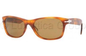 decd64a91a Persol PO2953S Sunglasses 96 33-5618 - Light Havana Crystal Brown