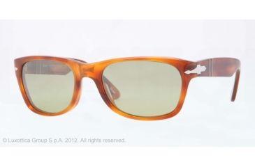 Persol PO2953S Prescription Sunglasses PO2953S-96-83-53 - Lens Diameter 53 mm, Lens Diameter 53 mm, Frame Color Terra Di Siena