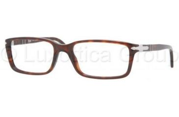 Persol PO2965V Progressive Prescription Eyeglasses 24-5317 - Havana