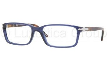 Persol PO2965V Progressive Prescription Eyeglasses 873-5317 - Blue