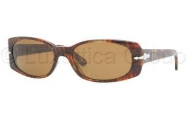 Persol PO2991S Sunglasses 108/33-5317 - Light Havana Crystal Brown