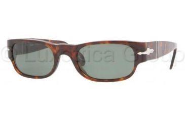 Persol PO2992S Progressive Prescription Sunglasses PO2992S-24-31-5621 - Frame Color: Havana, Lens Diameter: 56 mm