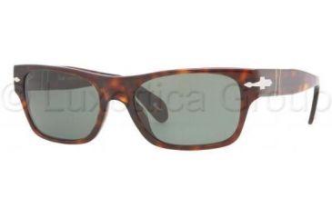 Persol PO2993S Bifocal Prescription Sunglasses PO2993S-24-31-5418 - Lens Diameter: 54 mm, Frame Color: Havana